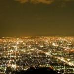 生駒山を楽しもう!夜景や遊園地について!!