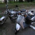 50ccのおすすめのバイク(MT)について!!2st、4stって何??